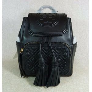 Tory Burch Mini Fleming Backpack